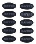 Bates Motorcycle Parts Transfers 10No